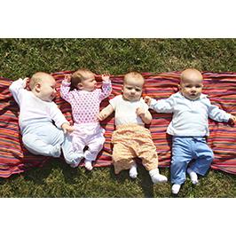 The Hinsdale Quadruplets